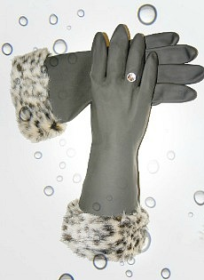 *  DIVA DISH GLOVES