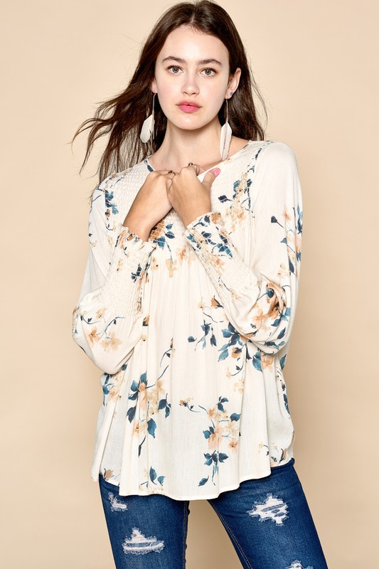 Every Day Is A Blessing Flowy Top