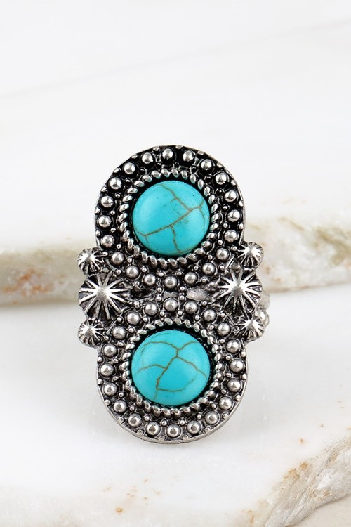 Bohemian Luxe Ring