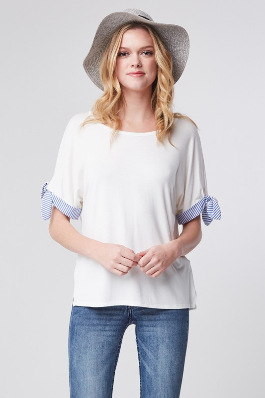 Sunny Day Top - Ivory