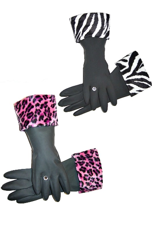 Diva Dish Gloves - I'd Rather Be Doing Dishes