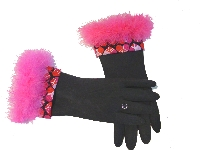 Diva Dish Gloves� Peace, Love and Dishes!