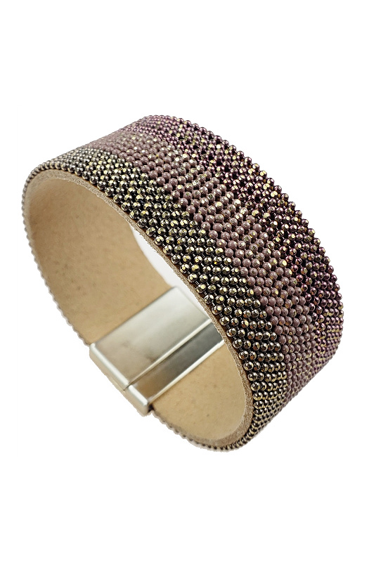 3 Tone Perfection Magnetic Cuff Bracelet