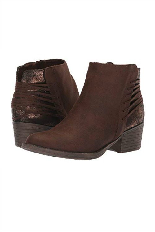 Volatile™ Valence Bootie - Brown