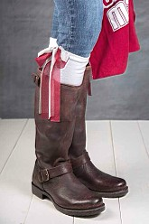 Little Boot Peep® TEAM Cougs Boot Toppers