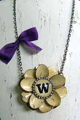Go Dawgs Flower - Original