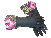 Diva Dish Gloves™ Safari Princess!