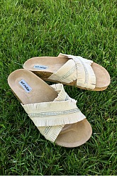 Not Rated Fesquee Sandal - Beige