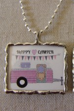 Happy Camper Silver (more colors)