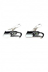 Seahawks NFL Logo Earrings