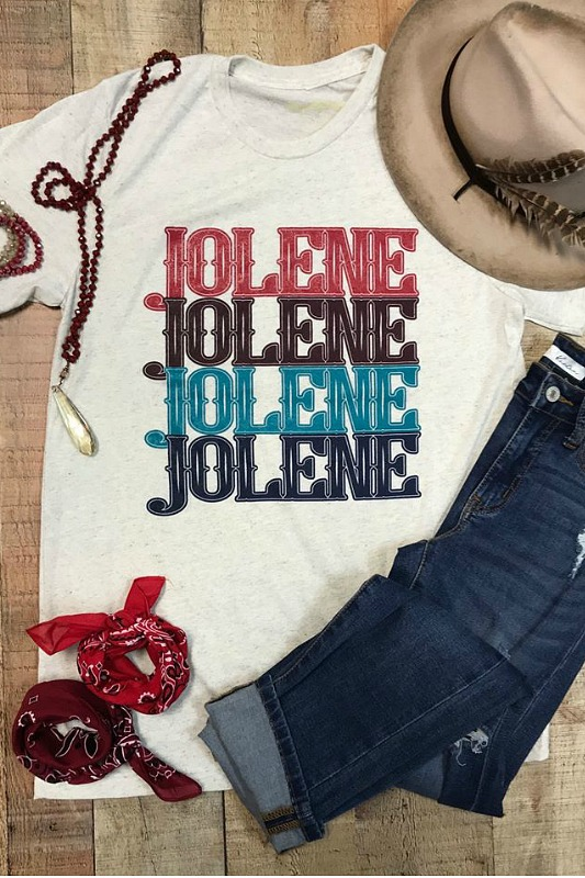 Jolene Graphic T Shirt