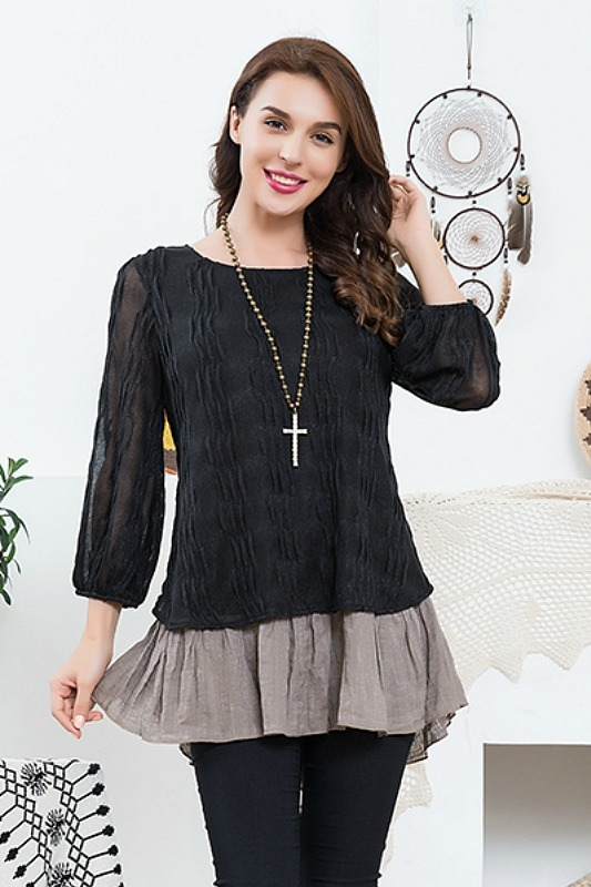 Ruffles All Day Tunic