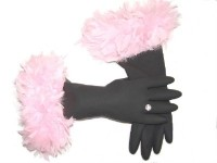 Diva Dish Gloves� If Zsa Zsa Did Dishes...!