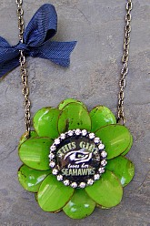 Go Hawks Flower - This Girl