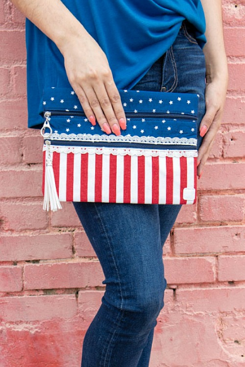 Sweet Land of Liberty Versi Bag