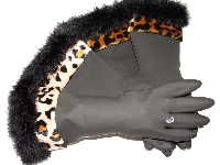 Diva Dish Gloves™ Wild Side! Leopard