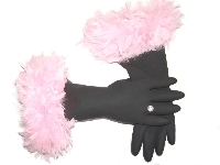 Diva Dish Gloves� If Zsa Zsa Did Dishes...!-If Zsa Zsa Did Dishes...! Diva Dish Gloves